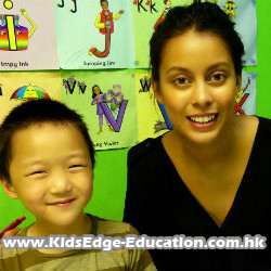 Native English Speaking Teacher, Catherine Keighley