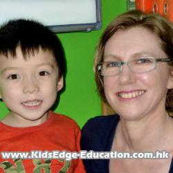Native English Speaking Teacher, Janet Cheah