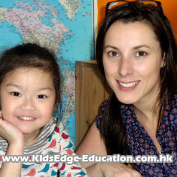 Native English Speaking Teacher, kayleigh Leonard